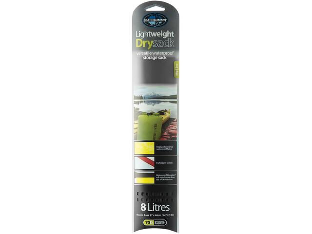 Sea to Summit Lightweight 70D Dry Sack 8l black